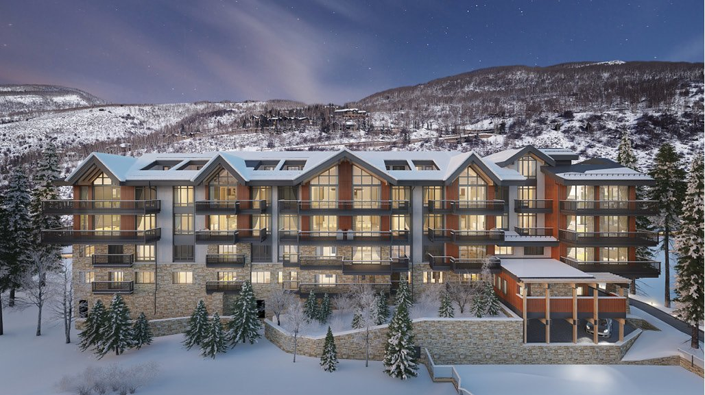 brand new homes in vail