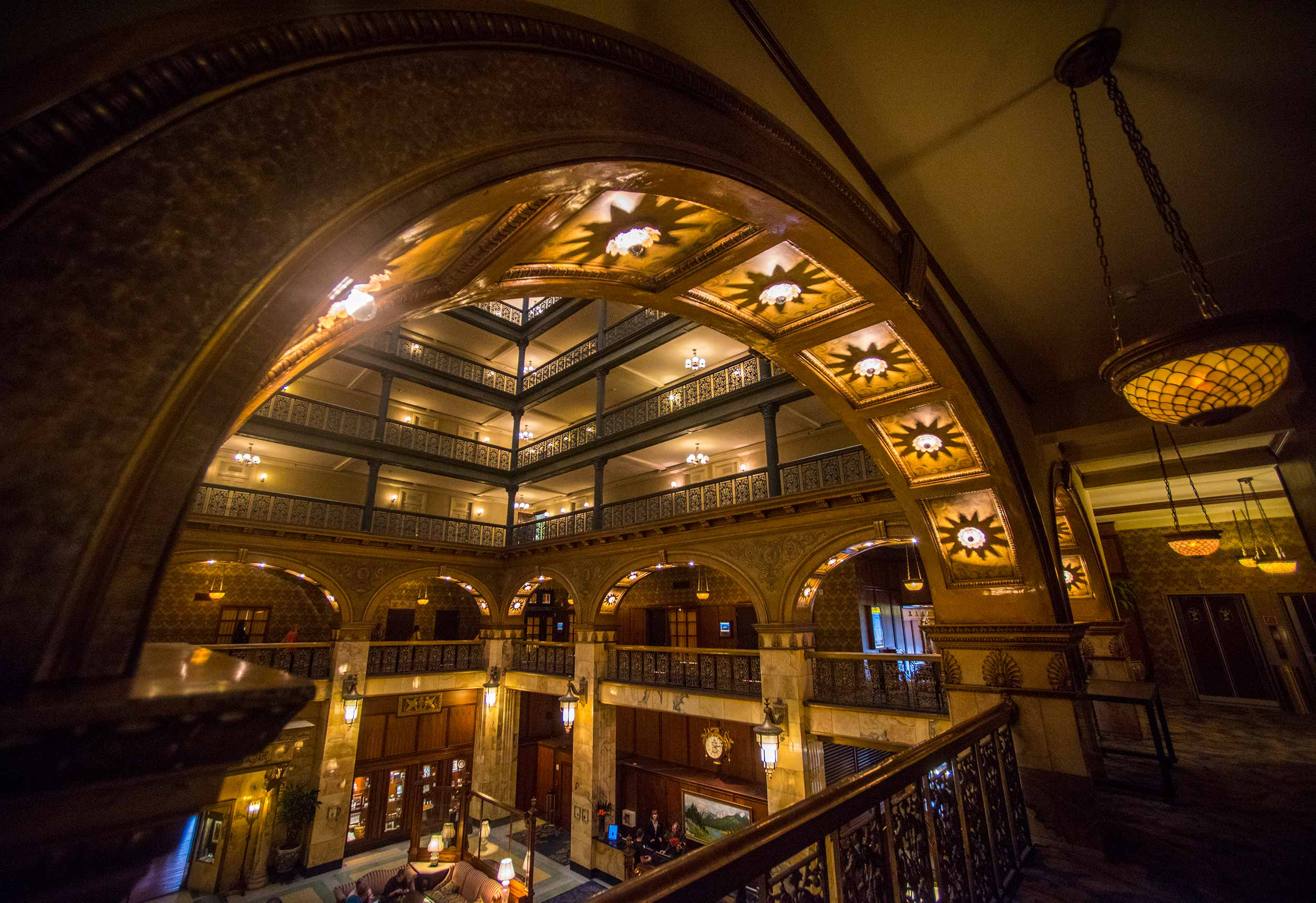 brown palace
