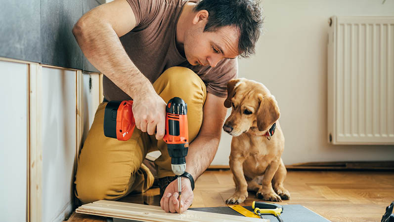 how to finance home improvement projects
